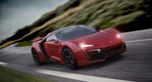 W Motors Lykan Hypersport one of the World's Most Expensive Car.