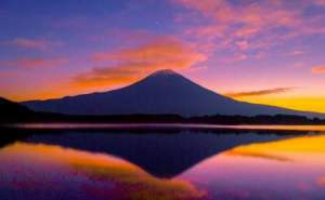 Mount Fuji one of the Best Places To Visit In Japan
