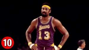 Wilt Chamberlain one of the Best NBA Players of all Time