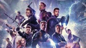 Avengers one of the Top Grossing Movies Of All Time