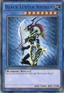 Tournament Black Luster Soldier one of the Top 10 Most Expensive Yu-Gi-Oh! Cards