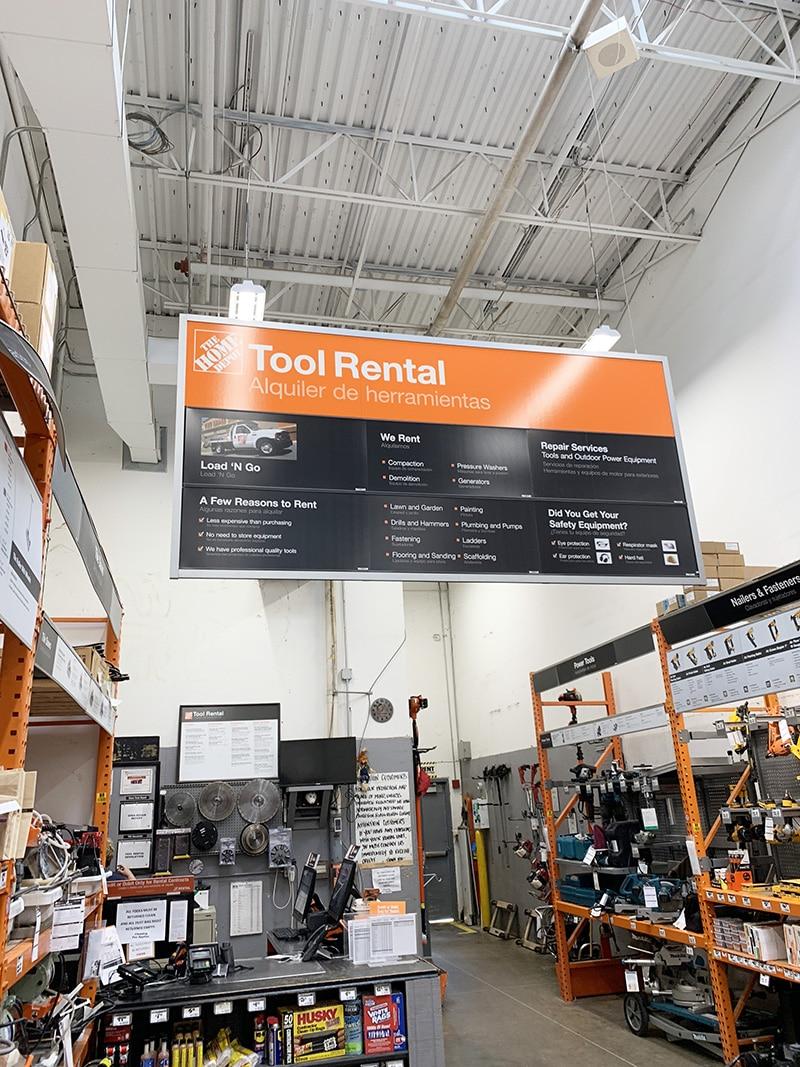 Home Depot Rototiller Rental : depot, rototiller, rental, Depot, Rental, Decor