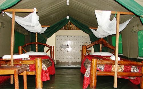 Budget in Accommodations Bwindi Impenetrable National Park Uganda