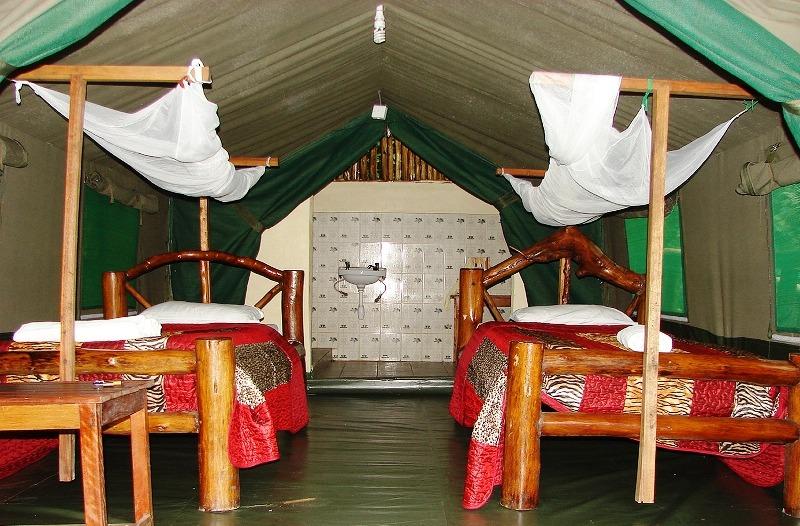 Budget in Accommodations Bwindi Impenetrable National Park Uganda