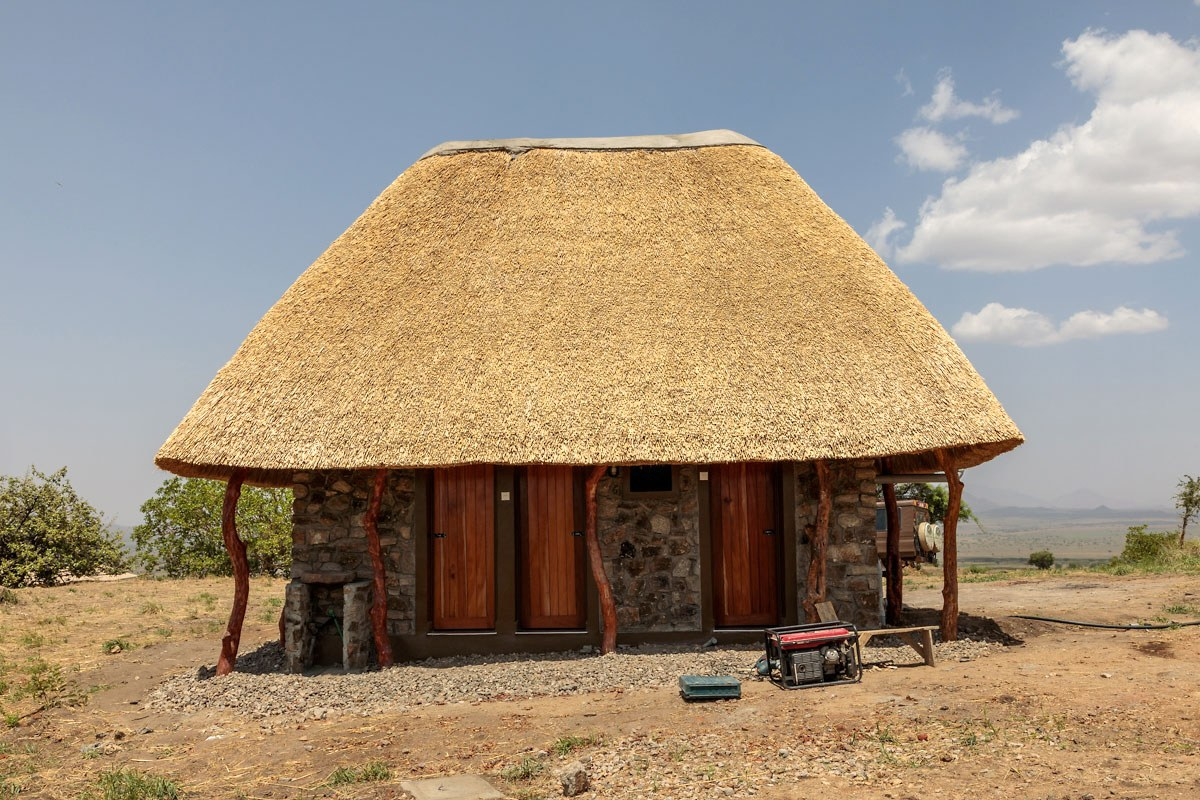 Kidepo Savannah Lodge