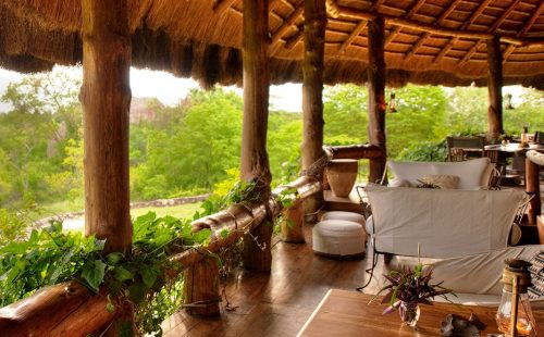 Luxury Safari Accommodation in Semuliki National Park Uganda