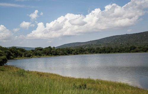 water bodies in akagera national park