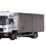 Kenya Delivery Truck