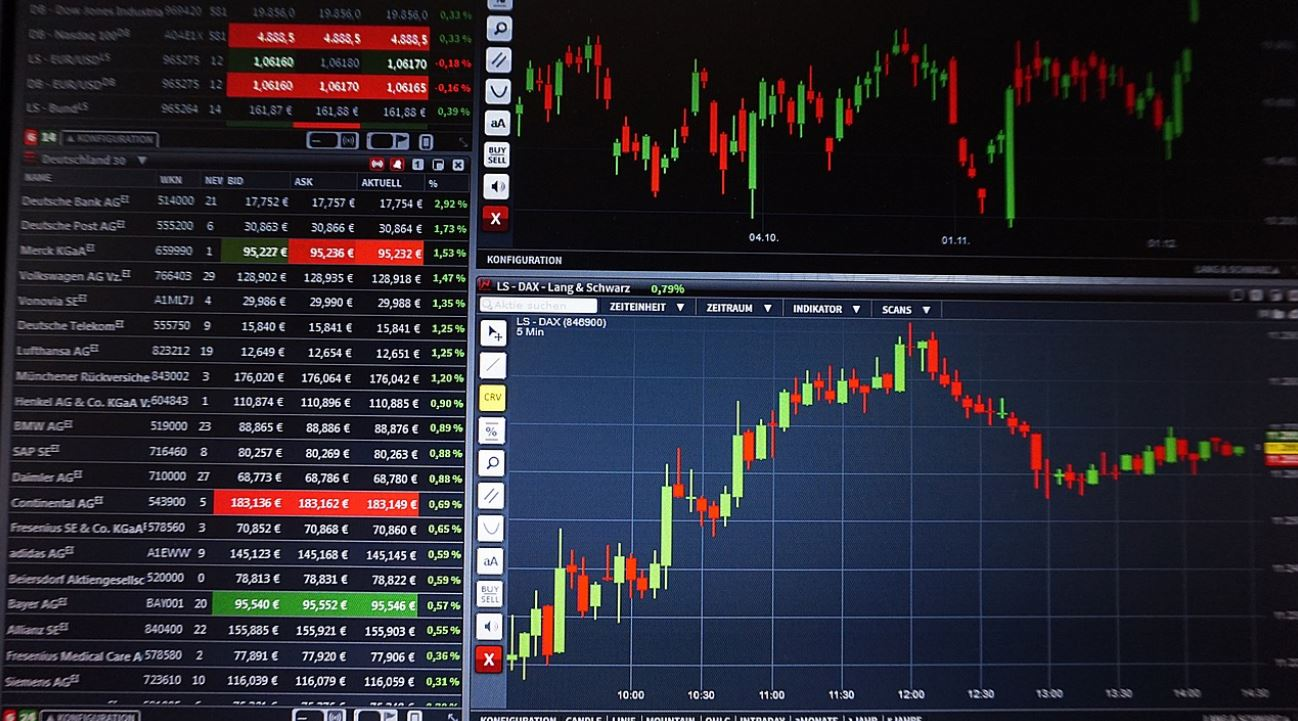 How to make money online in Kenya through forex Trading