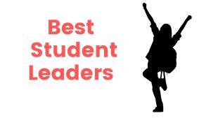 Best University Student leaders