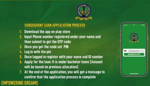 helb application without ID card