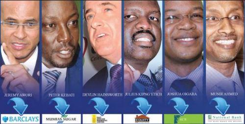 top 10 powerful ceos in kenya