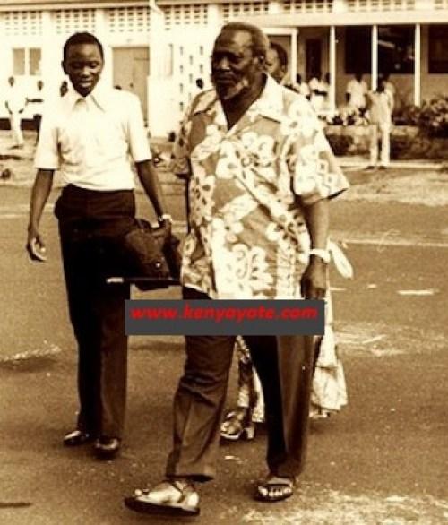president uhuru kenyatta with dad 4