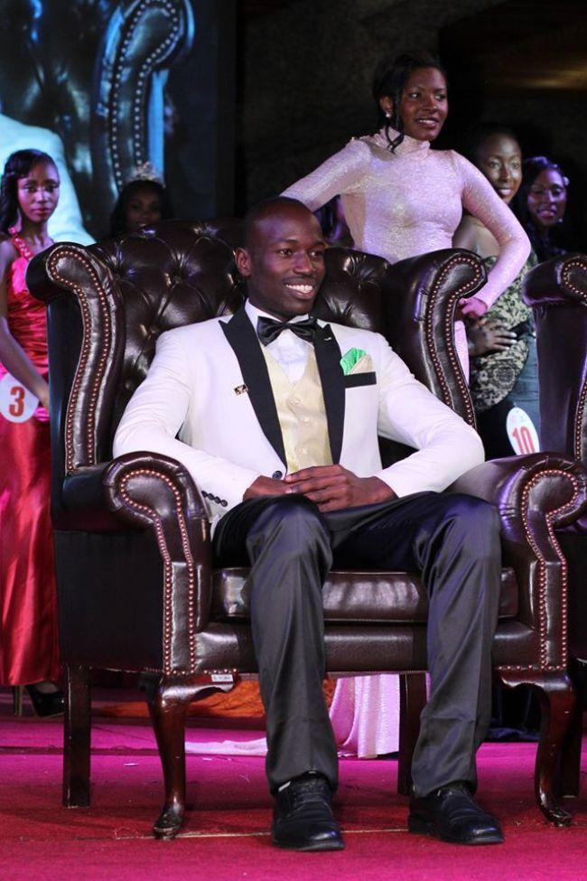Mr University Kenya 2015