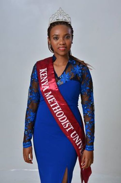 miss Kenya Methodist university