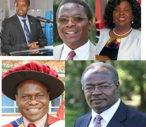 Top best 5 most performing vice chancellors in Kenya