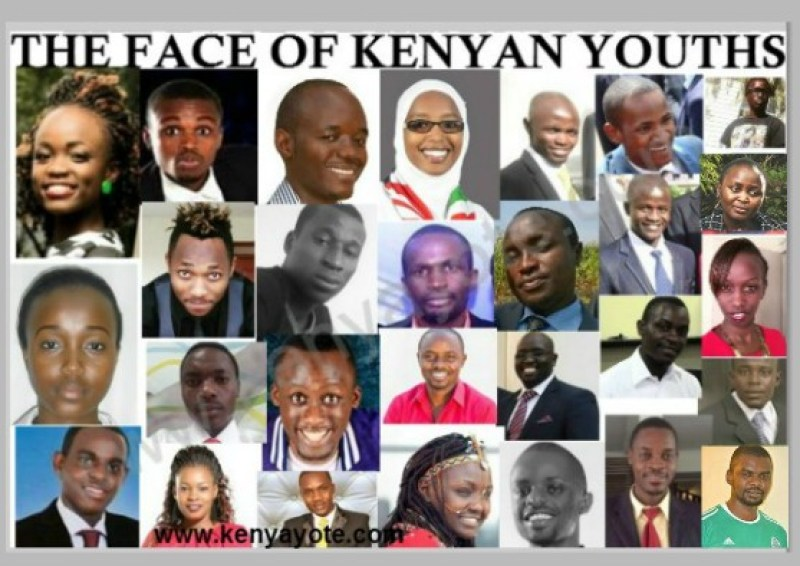 kenyan youths true face