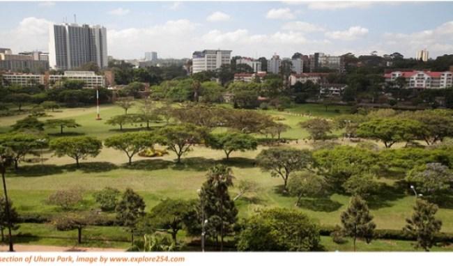 Pope Francis  photos on uhuru park