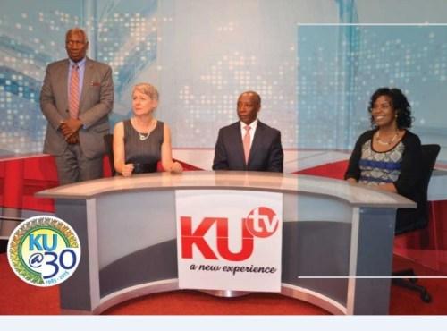 kenyatta university tv photo