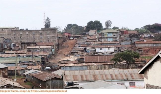 pope francis visit to kangemi slums