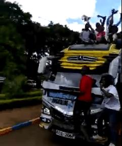 caren bus accident