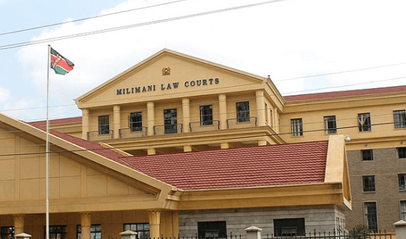 milimani law courts history