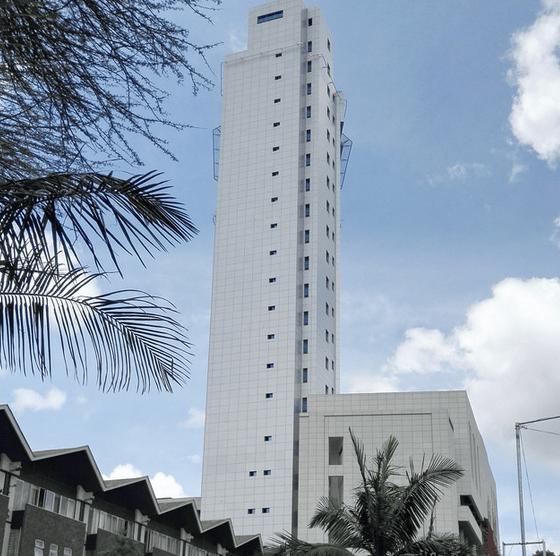 university of nairobi chandaria towers
