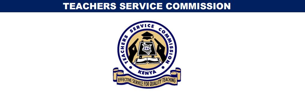 teachers service commission jobs