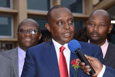 CS Henry Rotich on Kenya Budget 2017 2018 summary statement