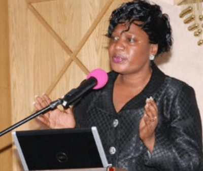 Senator elizabeth ongoro defects odm to join jubilee
