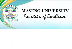Maseno University Admission Letters for KUCCPS 2017 Intake, First Years