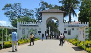 technical university of mombasa admission letters