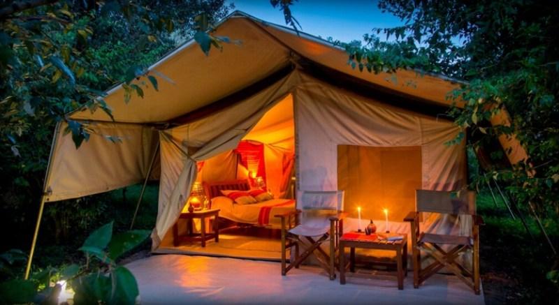 Maasai Mara Camping
