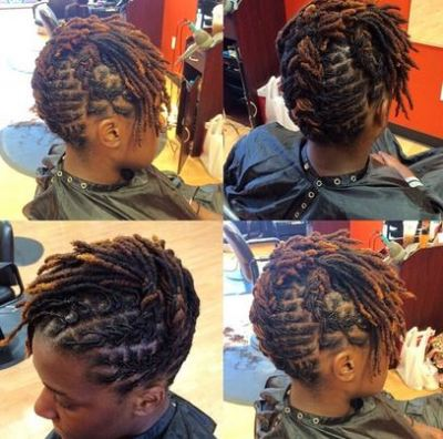 Short dreadlocks for guys and ladies in Kenya, Styling, best for and price