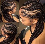cornrow braids in kenya;