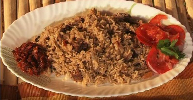 how to cook Pilau meal, Kenyan Recipe