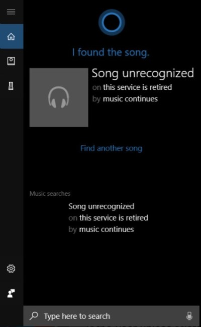 Cortana is dead, not working