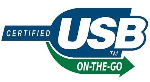 USB-OTG logo