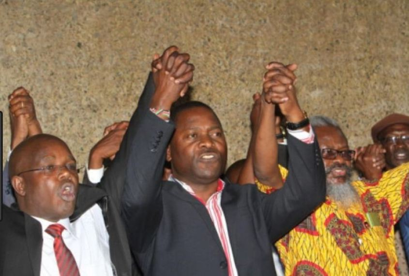 Kenya University Lecturers strike UASU and KUSU Staff CBA, salary demands