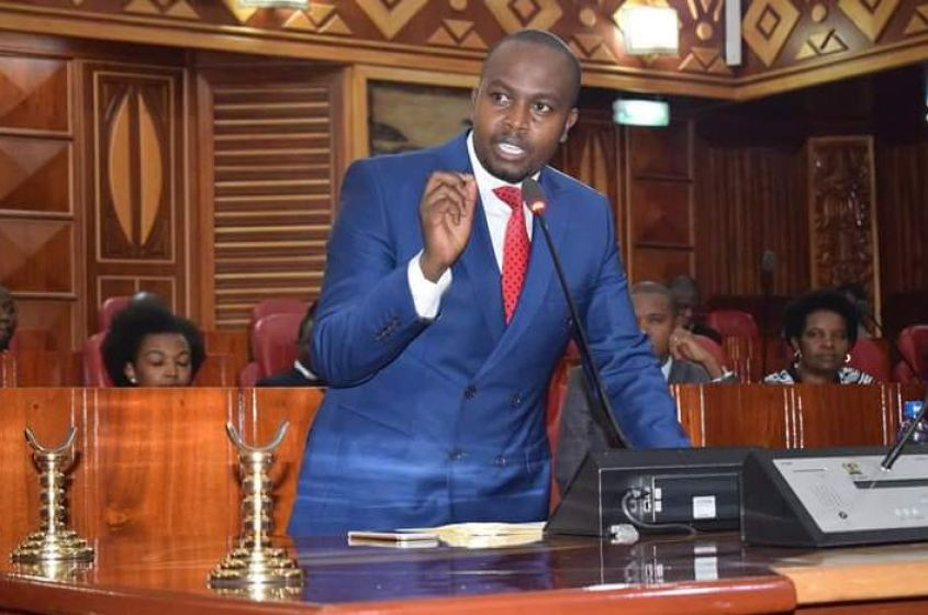 Mp Gideon Keter's on KRA, HELB, EACC, CRB clearance charges for youths