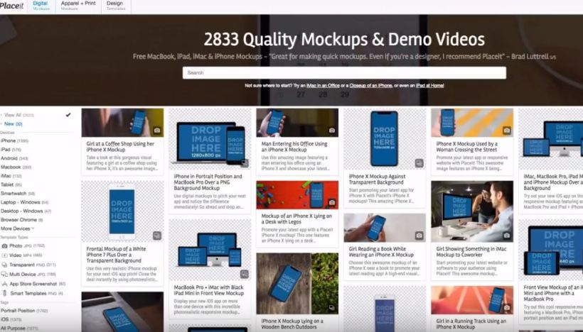 How to Generate an IPhone Mockup Design with Placeit