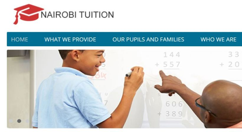 Nairobi Home based Tuition center for GCSE, KCPE, KCSE, TOEFL