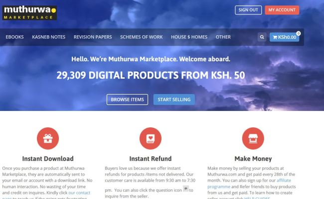 How Campus Students Can Make Money Online In Kenya Through