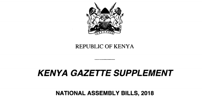 Understanding what Presumptive tax in Kenya is, the penalties of not paying the tax, fees