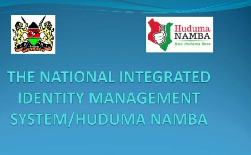 A guide on niims registration and how to get Huduma Number in Kenya