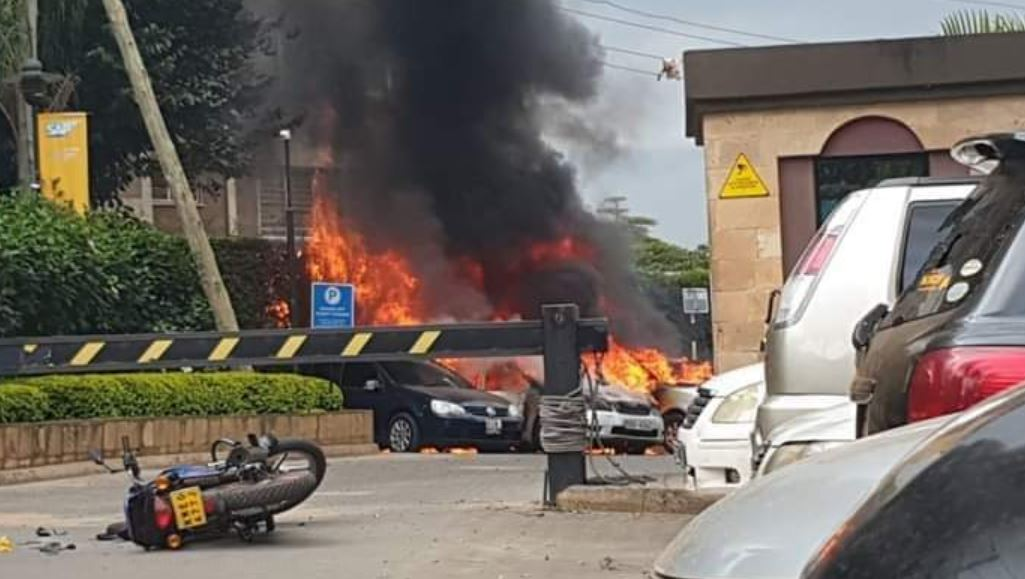 Situation in 14 Riverside attack