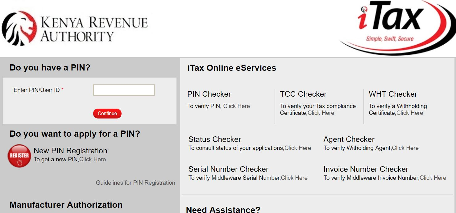 A Guide on How University students should file nil KRA Income Tax Returns