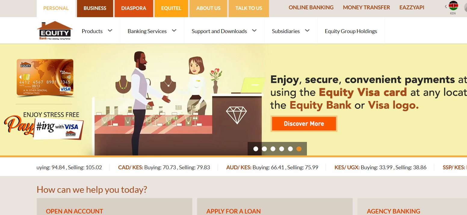 Equity Bank teller Jobs Requirements and pdf Sample Bank Tellers Interview Question with Answers