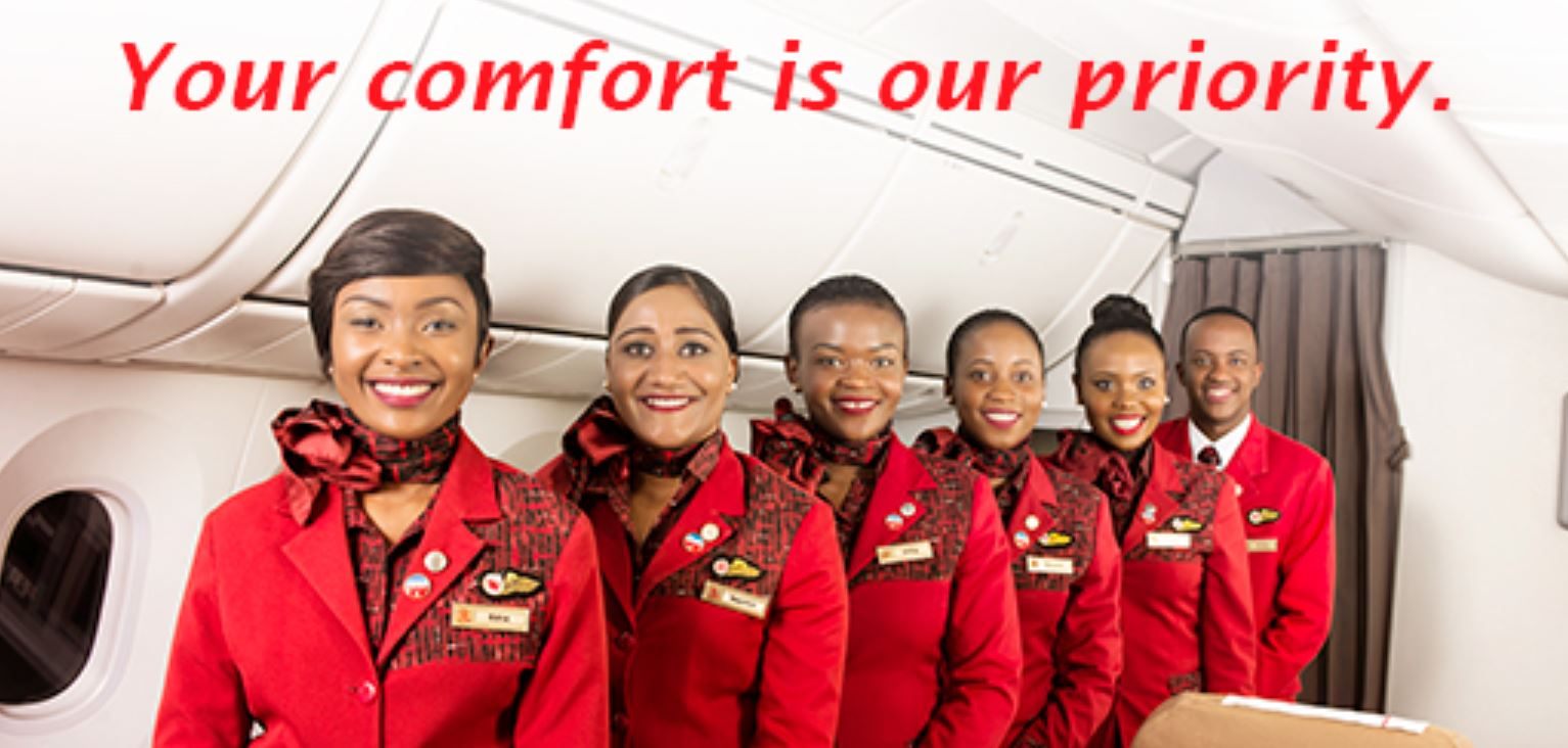 Working at Kenya Airways as flight attendant, Job Requirements and How to apply Online