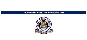 school Teacher TSC Jobs in Kenya , P1